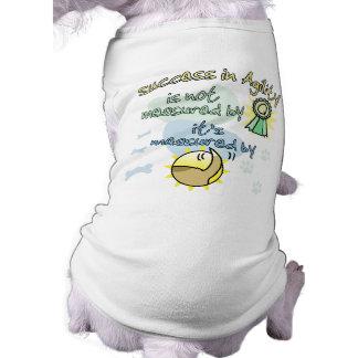 Success in Agility Pet Shirt