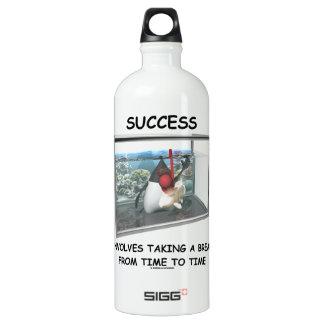 Success Involves Taking A Break Duke Snorkeling SIGG Traveler 1.0L Water Bottle