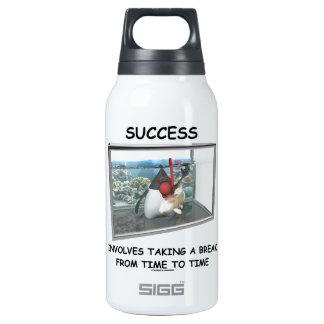 Success Involves Taking A Break Duke Snorkeling Thermos Bottle