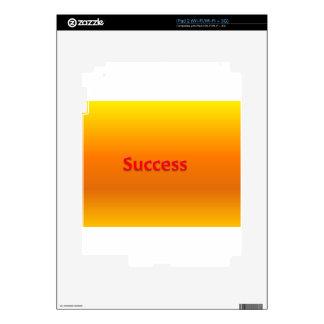success iPad 2 skin