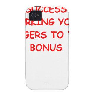success iPhone 4/4S cases
