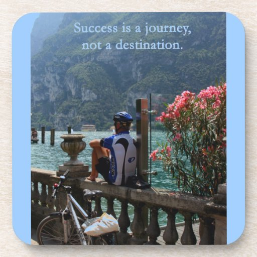 Success Is a Journey Coasters
