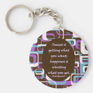 Success Is... Key Chain