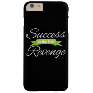 Success is the Best Revenge Green Barely There iPhone 6 Plus Case