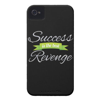 Success is the Best Revenge Green Case-Mate iPhone 4 Case