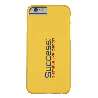 Success: It Smells Like Bacon Barely There iPhone 6 Case