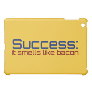 Success: It Smells Like Bacon Case For The iPad Mini