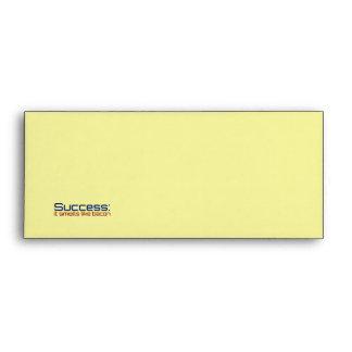 Success: It Smells Like Bacon Envelope