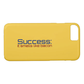 Success: It Smells Like Bacon iPhone 7 Case