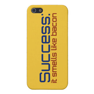 Success: It Smells Like Bacon iPhone SE/5/5s Case