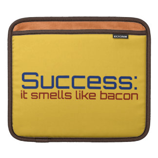Success: It Smells Like Bacon Sleeve For iPads