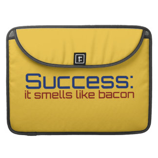 Success: It Smells Like Bacon Sleeves For MacBooks