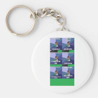 Success Kid Compilation Keychain