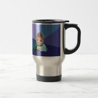 Success Kid Travel Mug