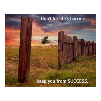 Success - Large  by TDGallery Poster