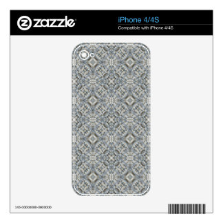 Success Lucid Glamorous Courteous Decals For iPhone 4