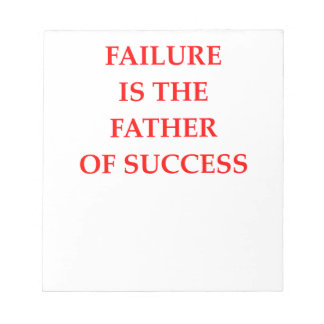success notepad