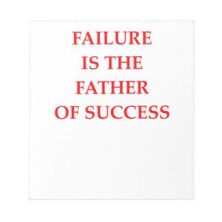 success notepads