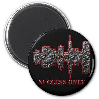 Success Only Refrigerator Magnets