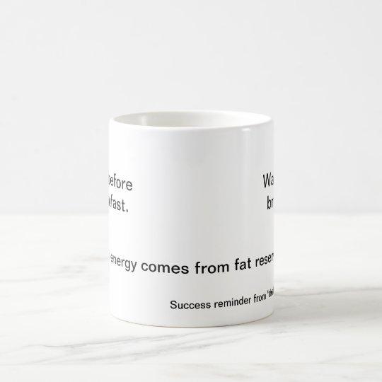 Success reminder mug