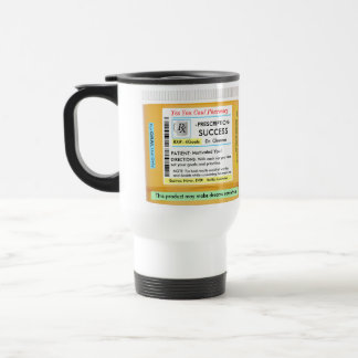 Success RX CustomizeABLEs Prescription Travel Mug