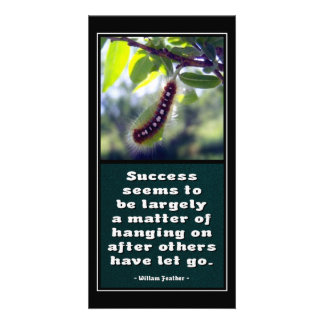 Success Seems To Be... Photo Card