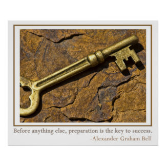 Success - Skeleton Key Poster