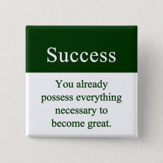 Success starts from within button