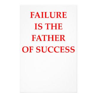 success stationery