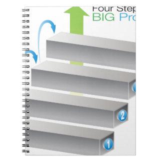 Success Steps Notebook
