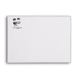 SUCCESS WITH OBAMA - png Envelopes