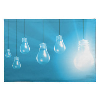 Successful Business or Idea as a Concept Cloth Place Mat