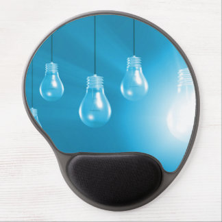 Successful Business or Idea as a Concept Gel Mouse Pad