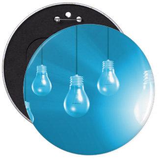 Successful Business or Idea as a Concept Pinback Button