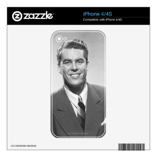 Successful Man Skins For The iPhone 4