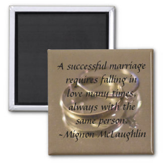 successful marriage magnet