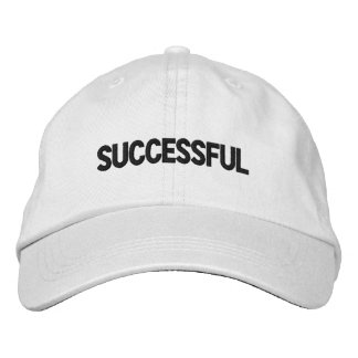 Successful Personalized Adjustable Hat
