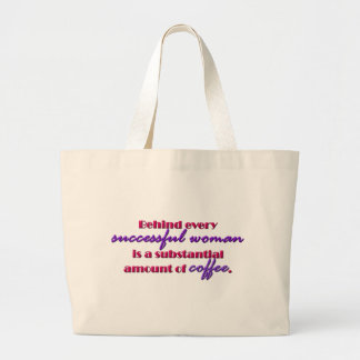 Successful Woman Tote Bags