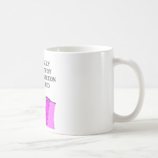 successful woman classic white coffee mug