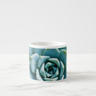 Succulent 6 Oz Ceramic Espresso Cup