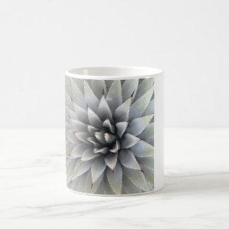 Succulent Agave - White 11 oz Classic White Mug