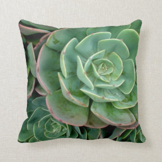 Succulent American MoJo Pillow
