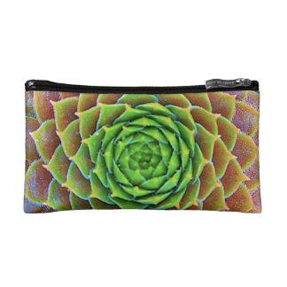 """""""Succulent Bag"""" Cosmetic Bag"""