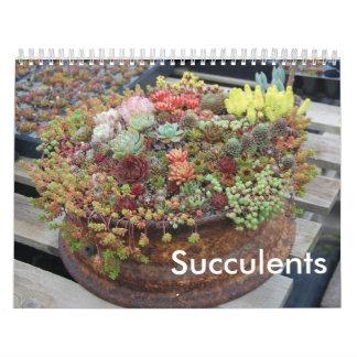 Succulent Calendar
