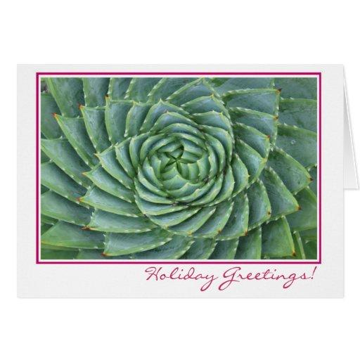 Succulent Card