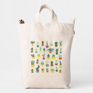 Succulent Delight Duck Bag