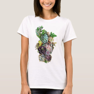 Succulent displays T-Shirt