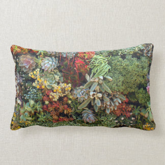 Succulent Garden 2 Throw Pillow