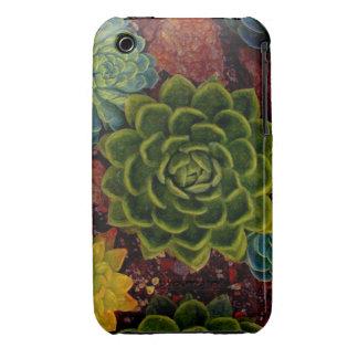 Succulent iPhone 3 Case