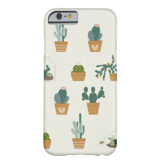 Succulent IPhone 6 Case Cactus pattern